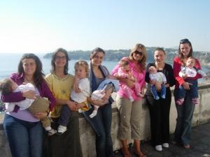 giornata mondiale dell'allattamento, Procida (Napoli), 11 ottobre 2008
